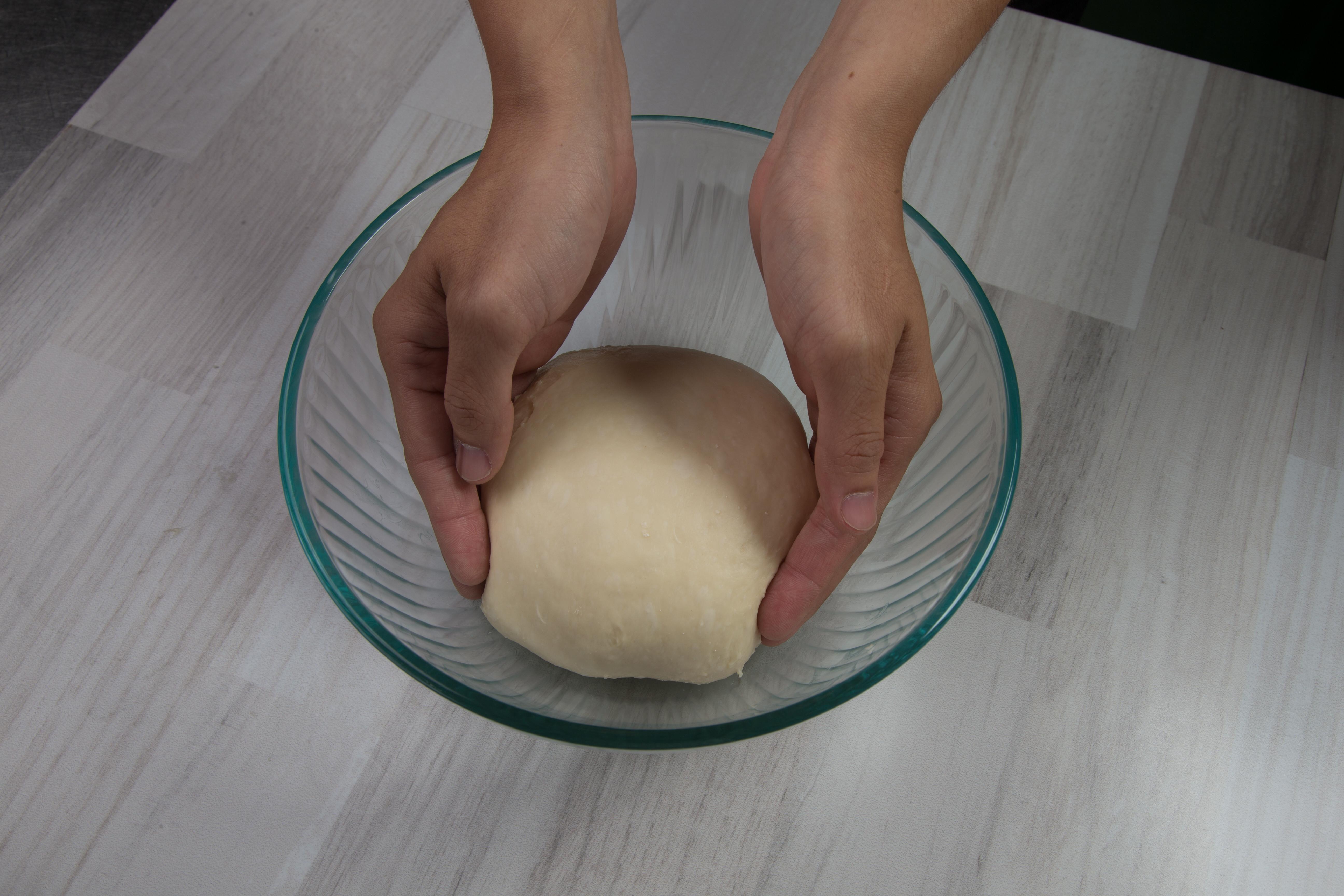 9分鐘不思議省力揉麵法!麥典333優雅揉