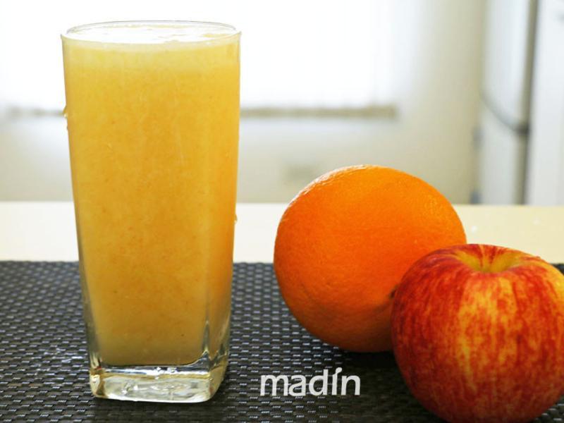 鳳梨柳橙汁