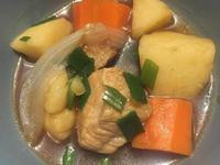 超簡單又健康滿滿的@日式馬鈴薯燉肉❤️