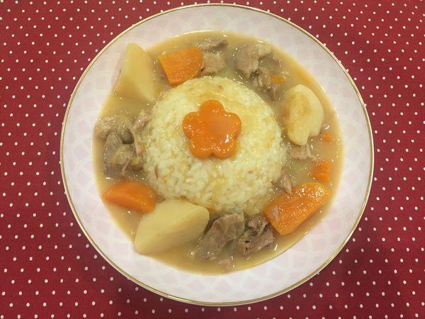 奶油燉肉(小孩最愛&便當菜)