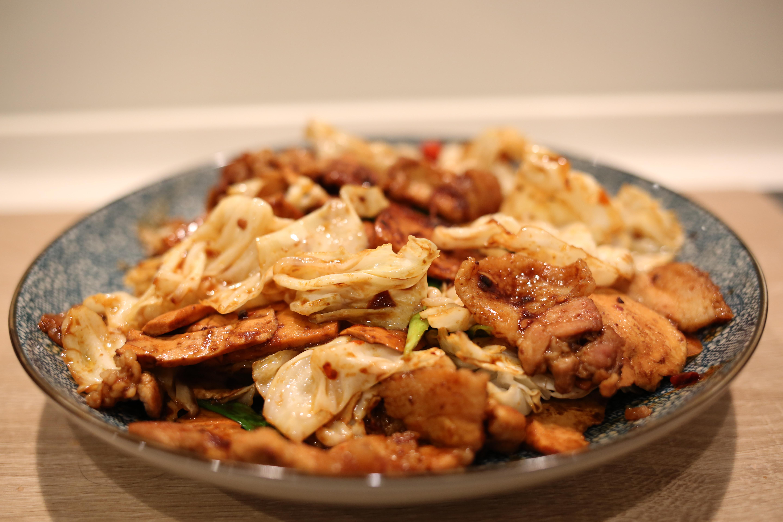回鍋肉(不輸熱炒店)