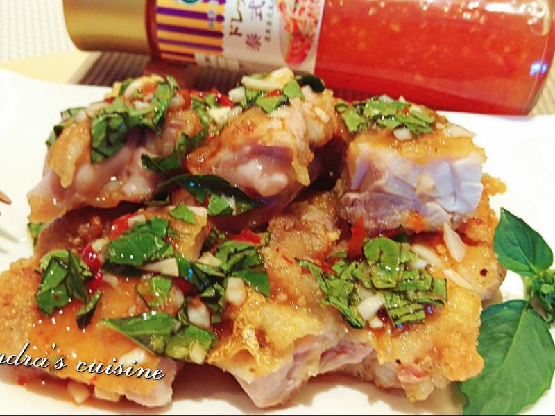 泰式香酥雞腿排 [健康廚房]