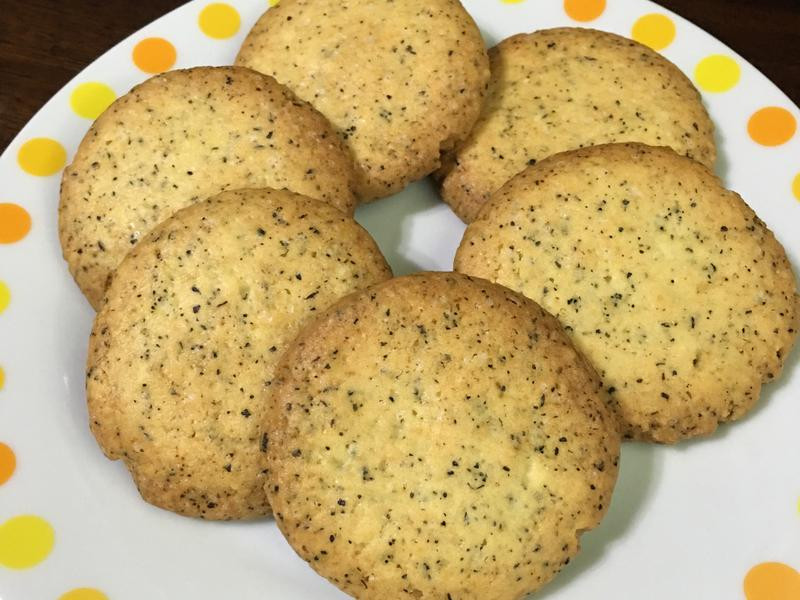英式伯爵餅乾
