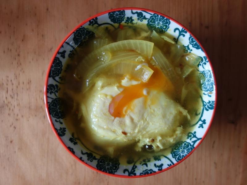 薑黃洋蔥湯