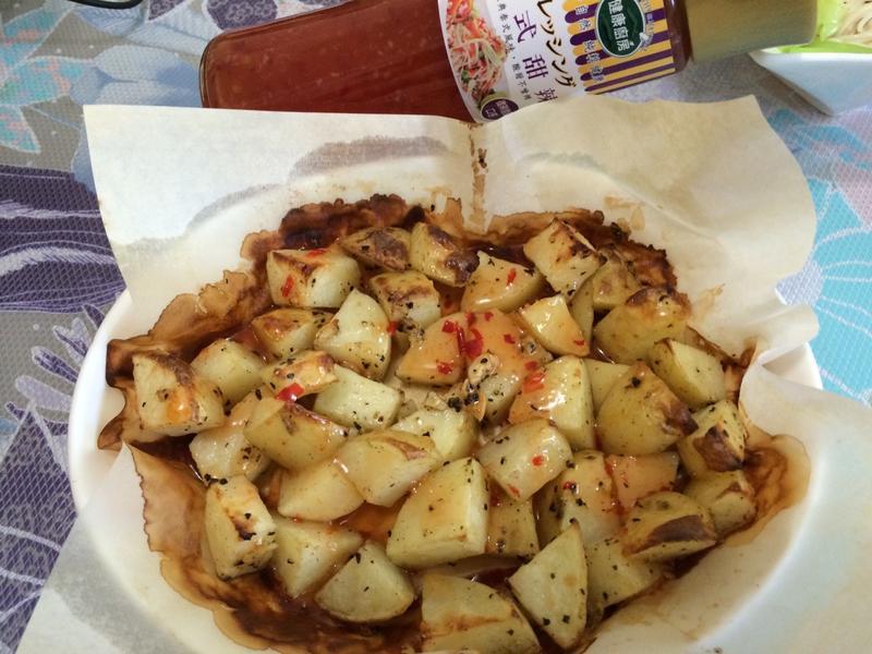 泰式蒜香小薯塊-健康廚房