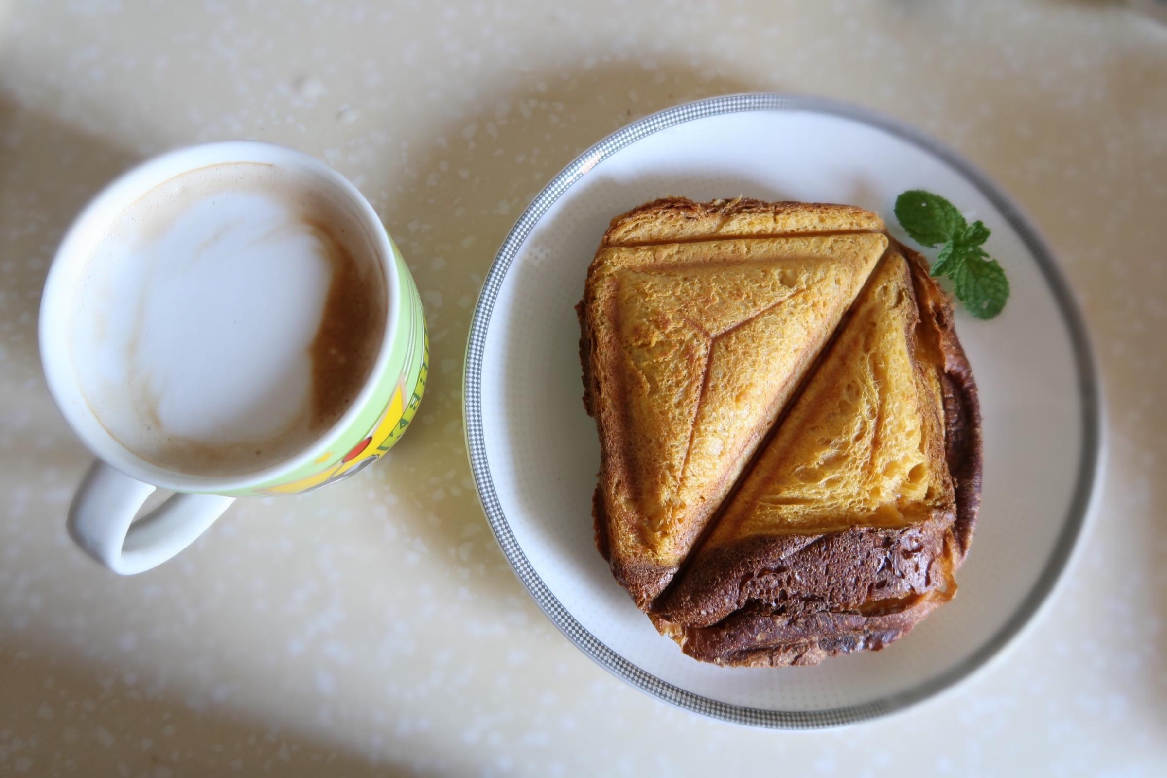 豆漿南瓜吐司 『麵包機食譜』