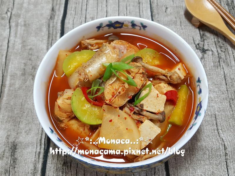 韓式鱈魚湯대구탕
