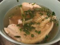 電鍋蒸魚湯