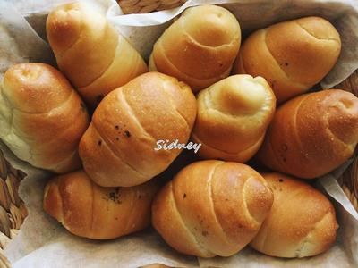 塩奶油捲-塩パン