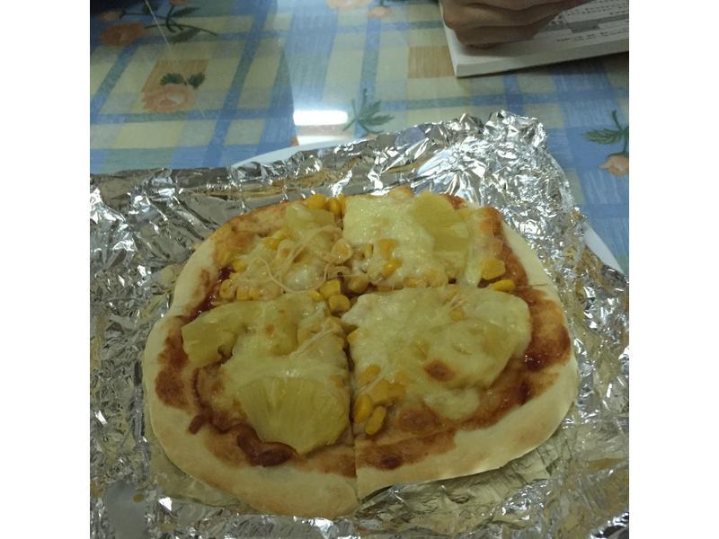 彩蔬pizza