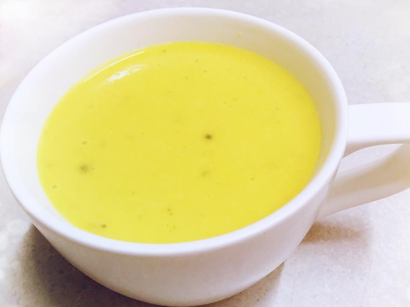 簡單素食南瓜濃湯