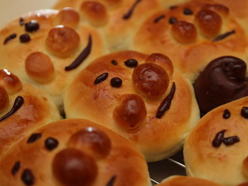 麵包超人(紅豆麵包)