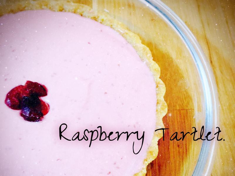 Raspberry Tartlet 莓塔