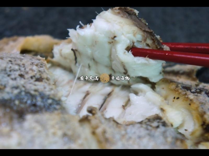 【幸福海物】鹽燒黃雞魚
