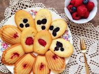 莓果瑪德蓮