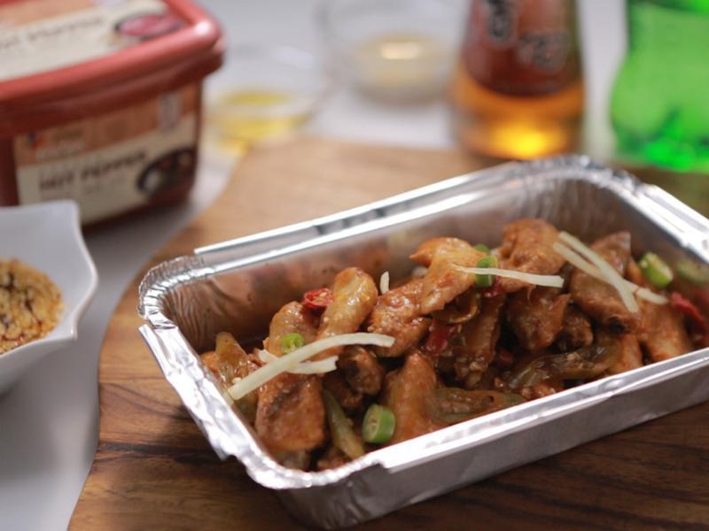 韓式醬X韓國辣雞翅