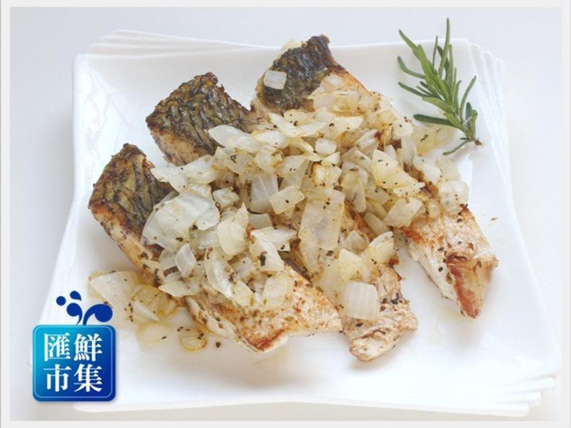 香草鱸魚排
