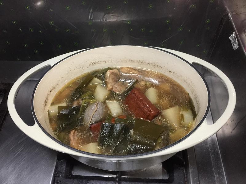 鑄鐵鍋料理-滷一鍋滷味