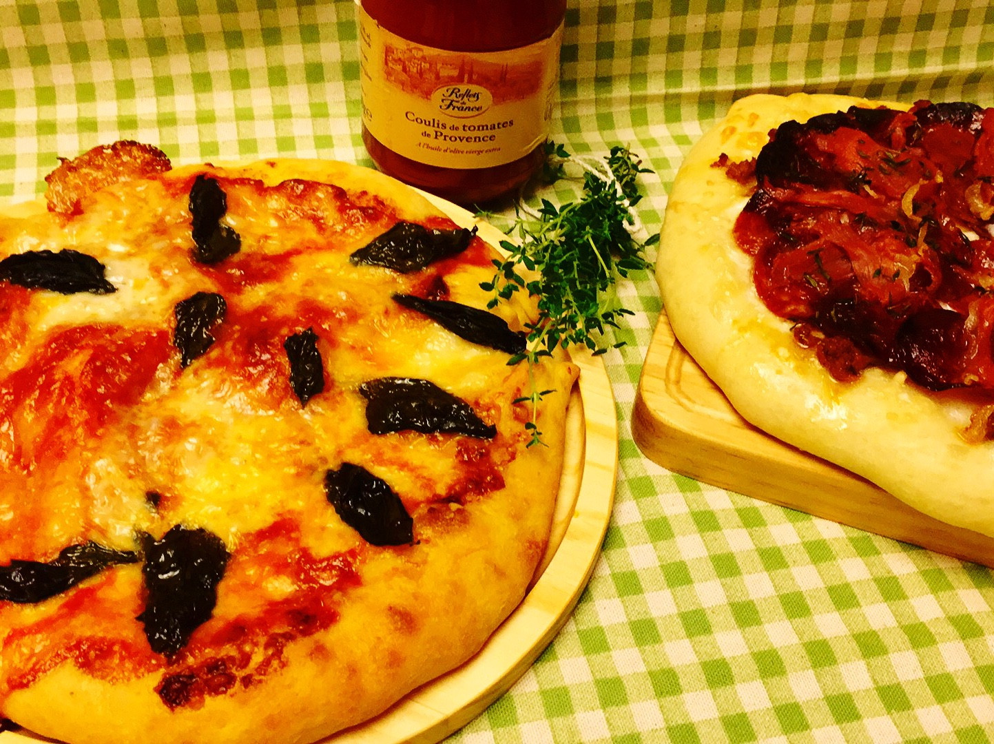 Pizza 披薩
