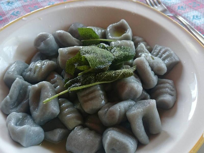 手作-義大利料理 gnocchi