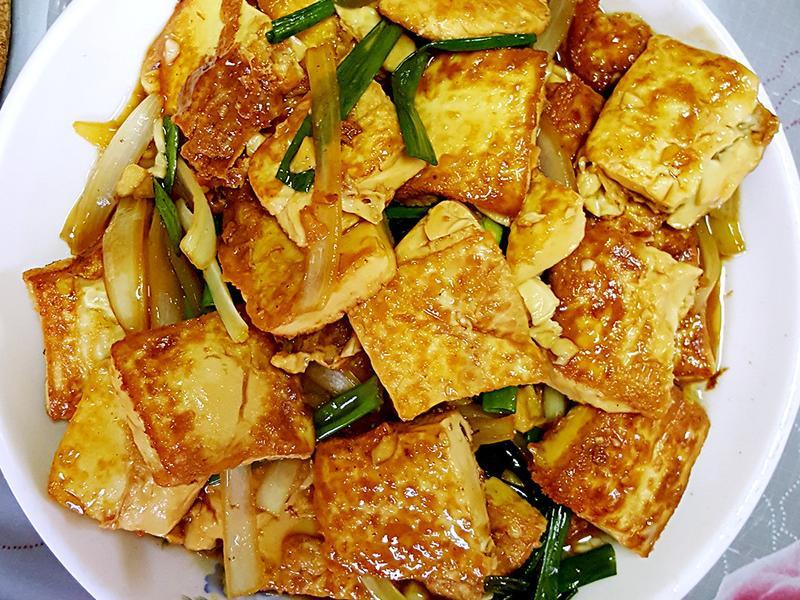 很下飯又簡單的家常豆腐