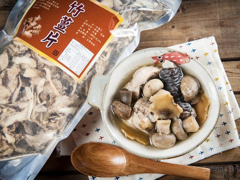 蘑菇雞湯@Selina Wu