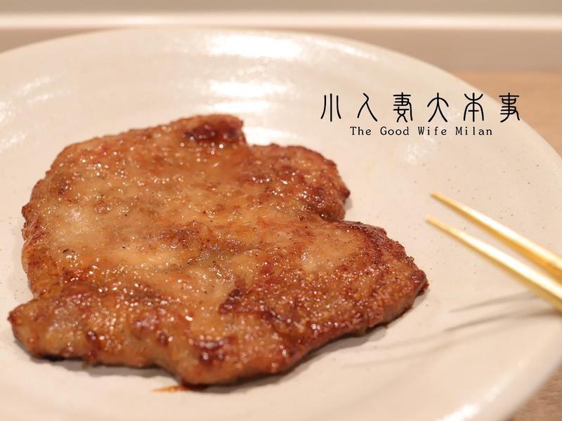 免油炸【古早味煎排骨】-懶人菜