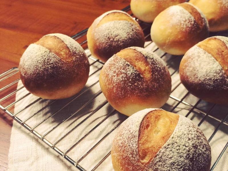 簡易小圓麵包 Dinner Roll