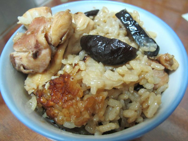 一鍋到底之香菇雞燉飯(鑄鐵鍋料理)