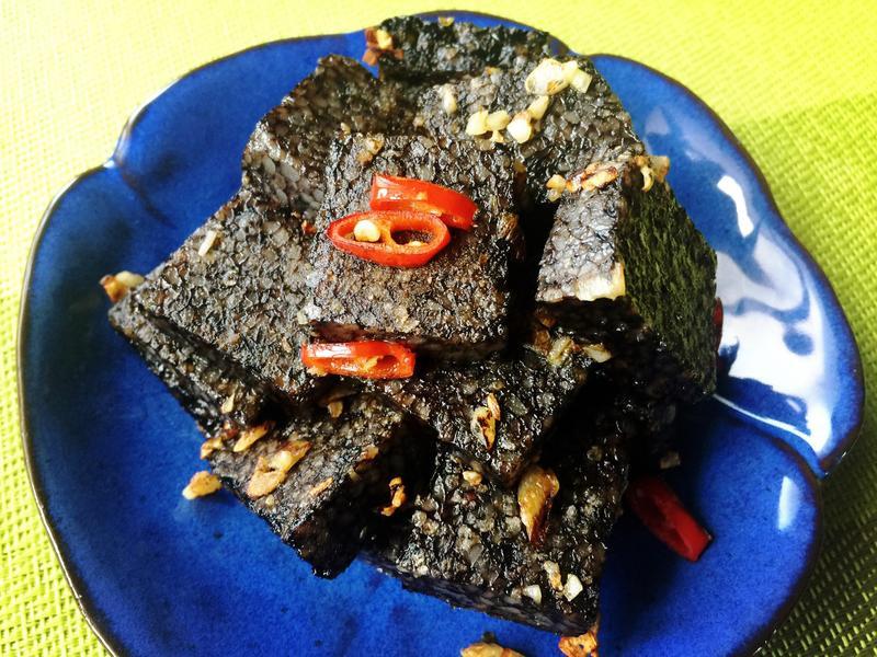 椒鹽米血糕