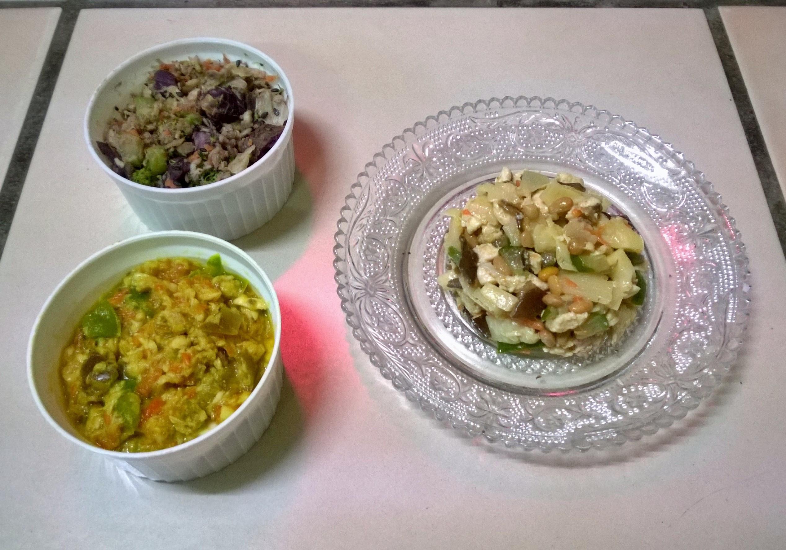鮮食🐾魚鬆 咖哩魚 納豆沙拉