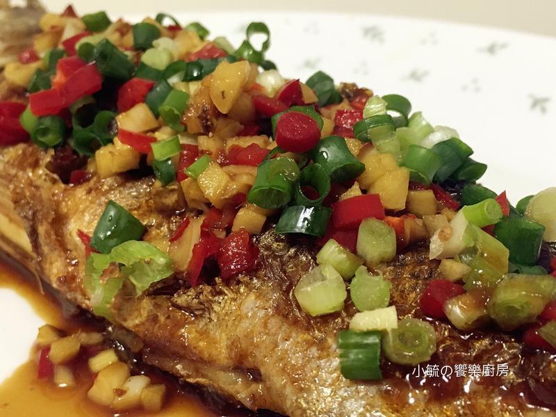 香煎醋椒魚