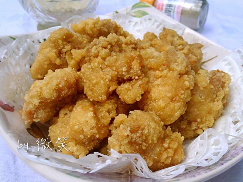 脆皮鹹酥雞