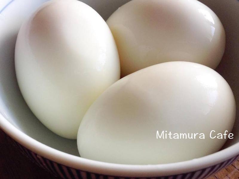 輕鬆做水煮蛋