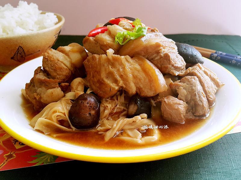 香菇筍干控肉