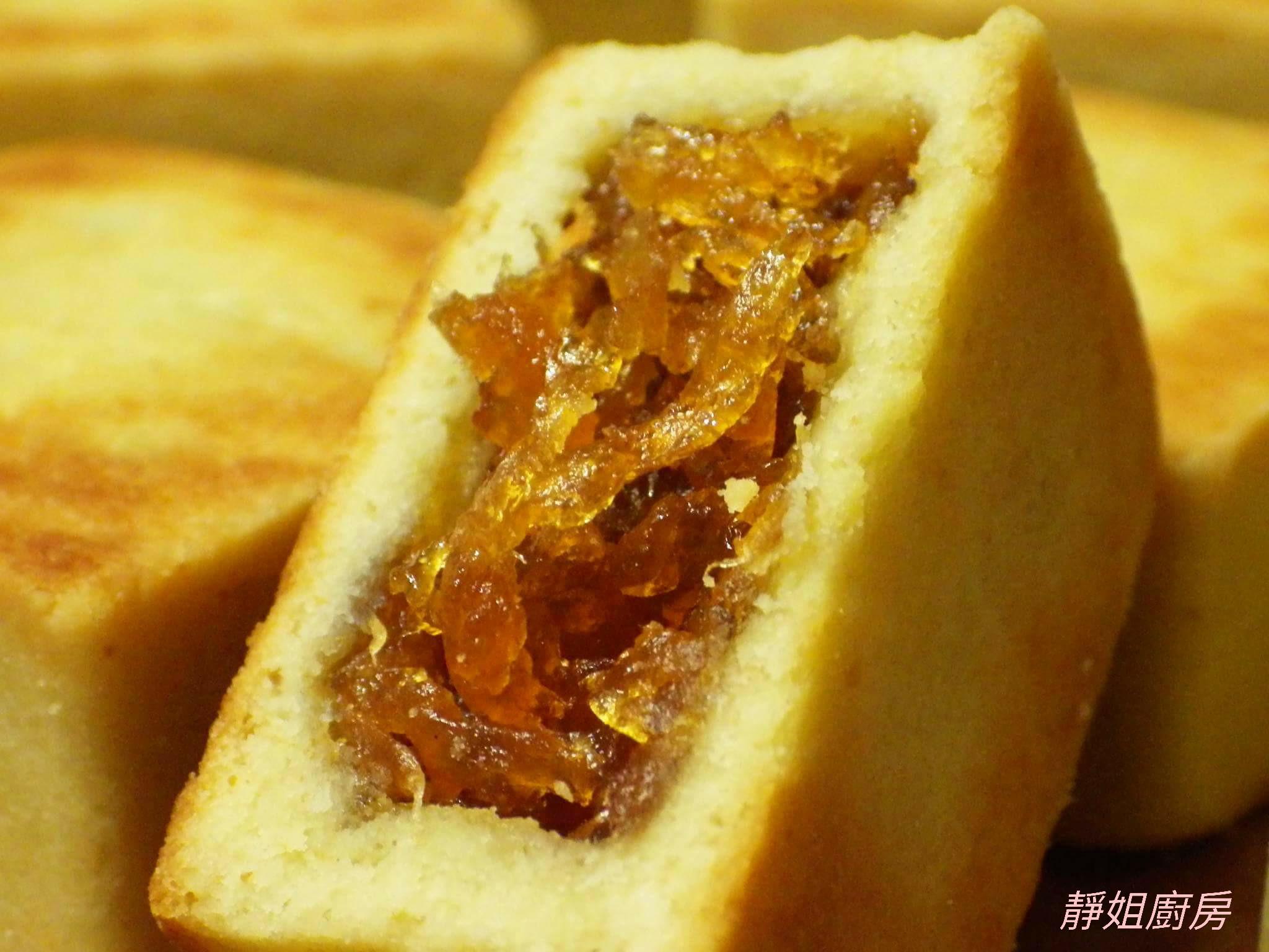 自製冬瓜鳳梨酥(醬)