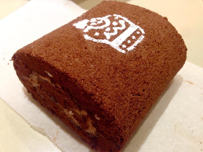 可媽廚房•巧克力乳酪瑞士捲