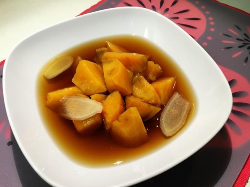 薑汁地瓜甜湯