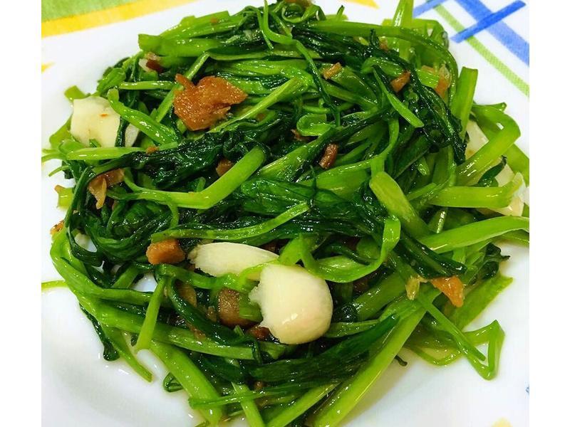 XO醬炒空心菜