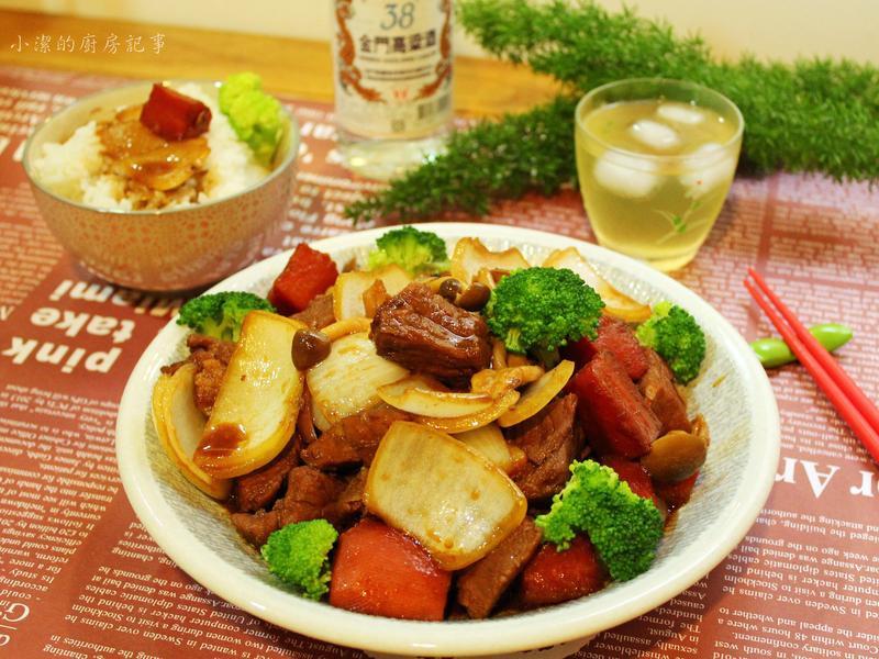 紅燒肉【38度金門高粱酒】