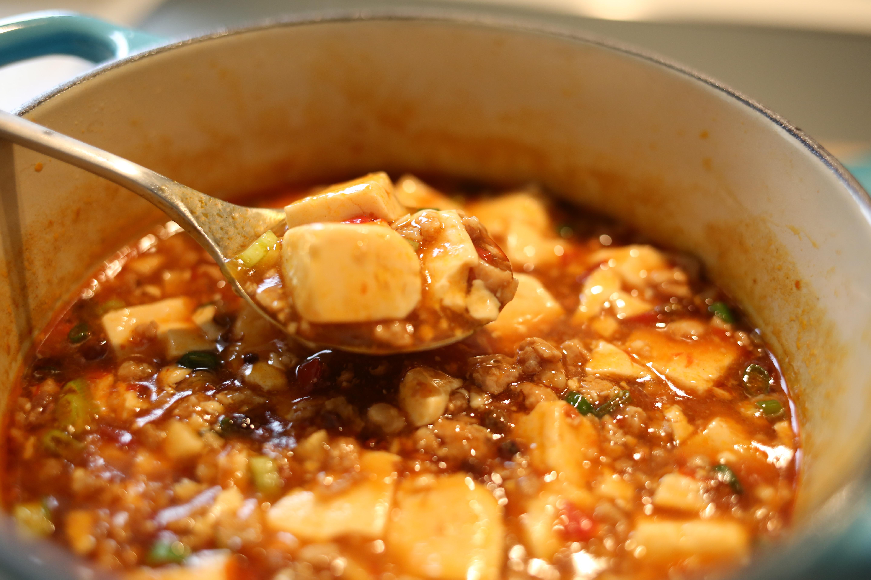 麻婆豆腐(四川簡易版)