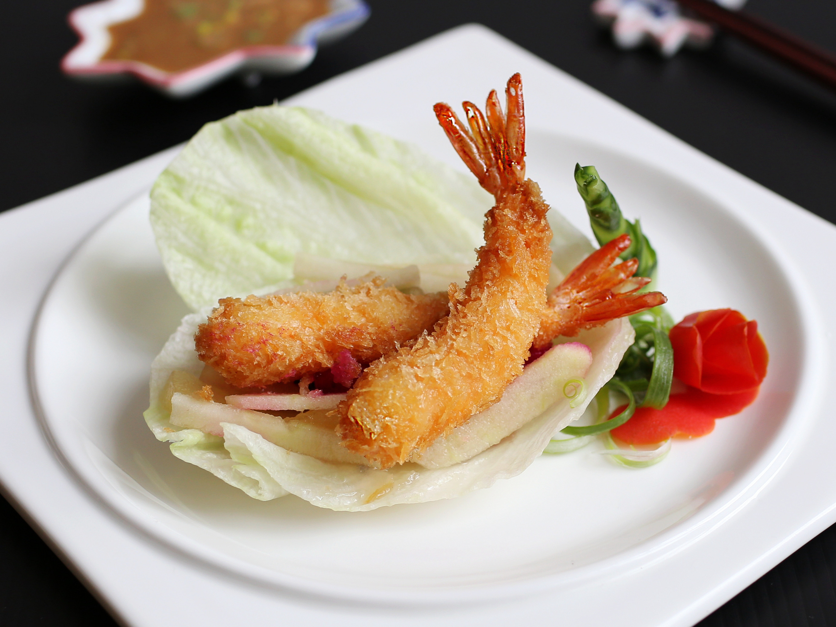 日式醬X日式和風黃金蝦