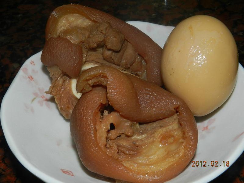 ㄚ曼達的廚房~出運豬腳
