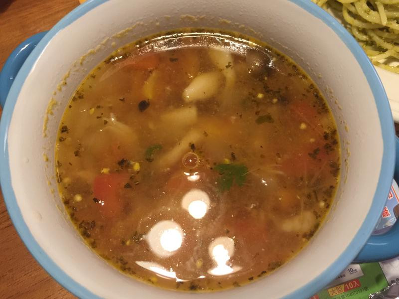 義式番茄湯(快速版)