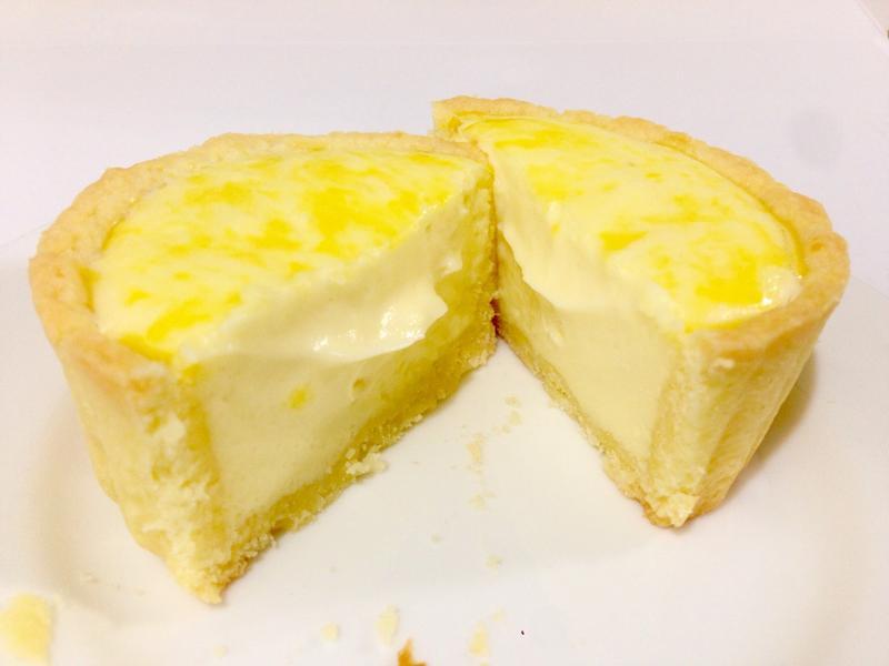可媽廚房•半熟乳酪起司塔