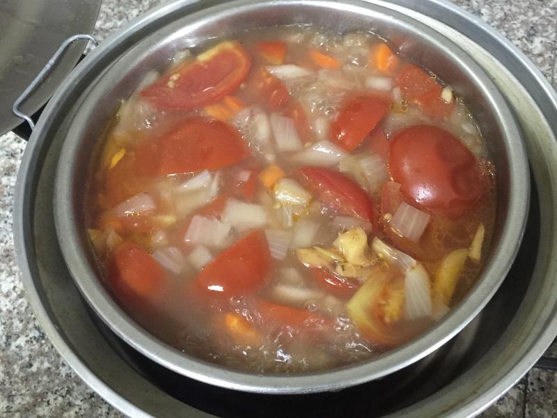 大器牛排湯
