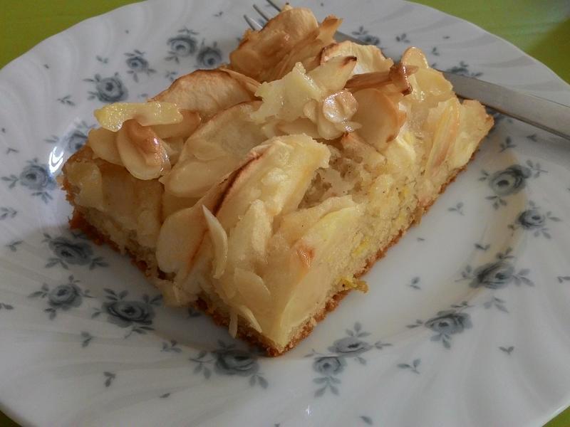 蘋果蛋糕 2