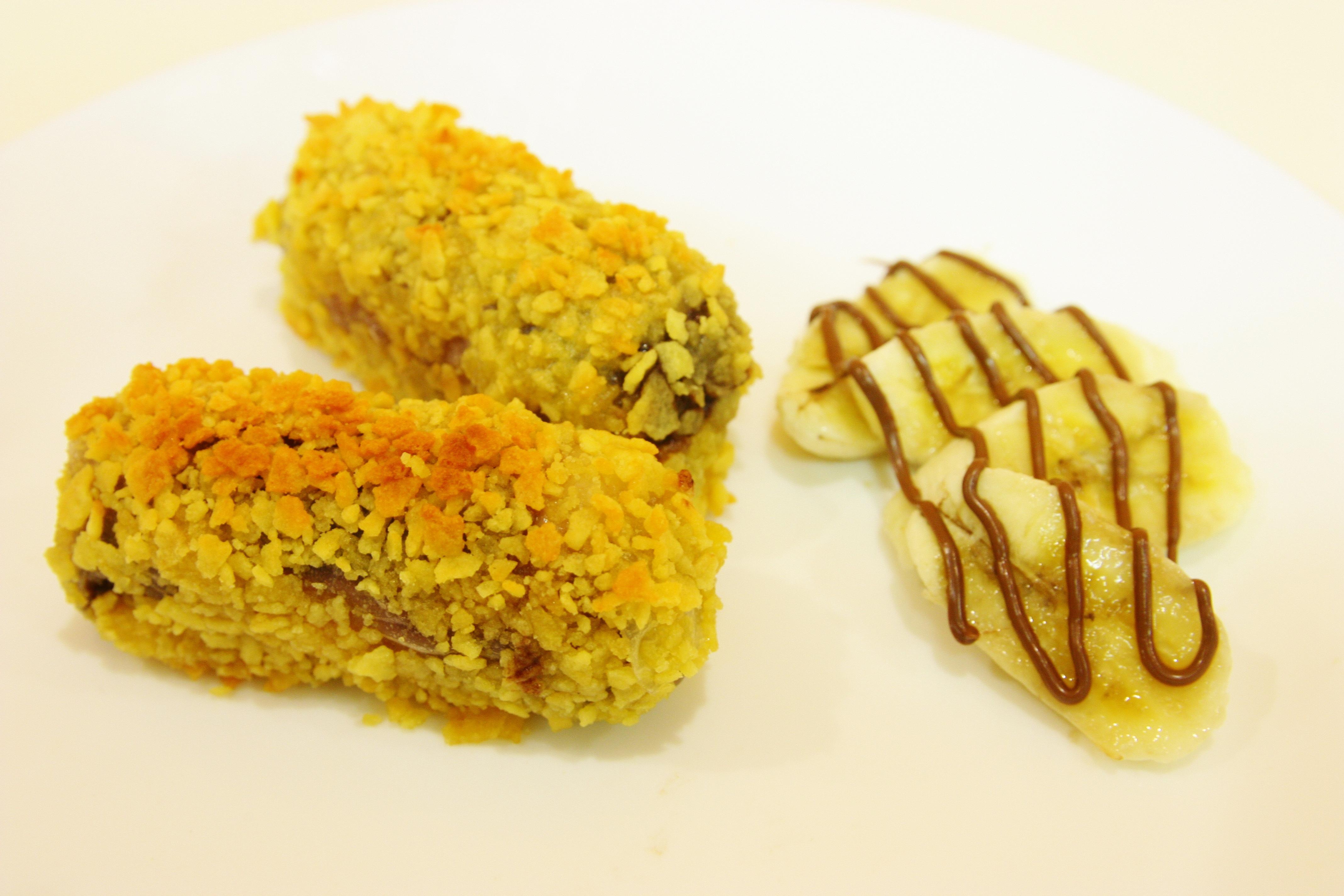 巧克力香蕉脆脆捲【樂事盒裝洋芋片】