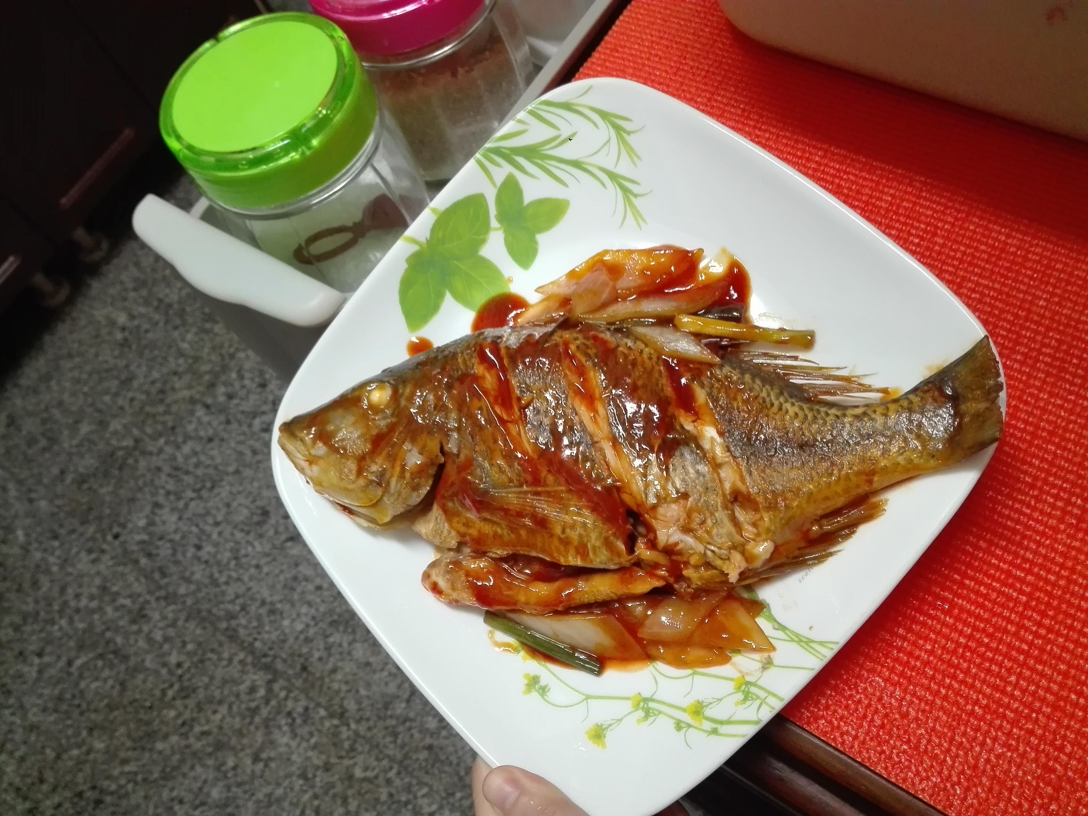 懶人糖醋魚