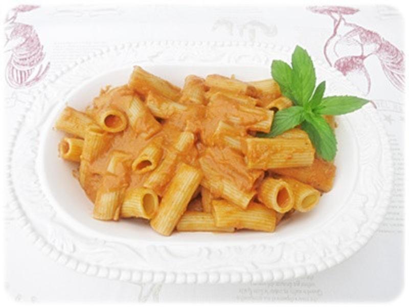 全蔬菜絲絨醬汁義大利麵